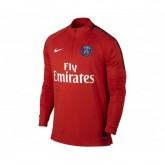 Training Top Nike Paris Saint-Germain Squad Rouge