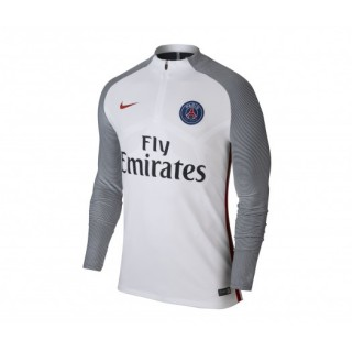 Training Top Nike Paris Saint-Germain Strike Drill Blanc