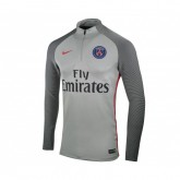 Training Top Nike Paris Saint-Germain Strike Gris