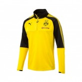Training Top Puma Borussia Dortmund Jaune Enfant