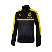 Training Top Puma Borussia Dortmund Noir Enfant