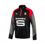 Training Top Puma Stade Rennais Noir et Rouge