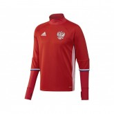 Training Top Russie Rouge