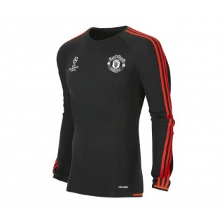 Training Top UCL Manchester United Noir