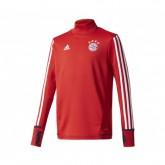 Training Top adidas Bayern Munich Rouge Enfant