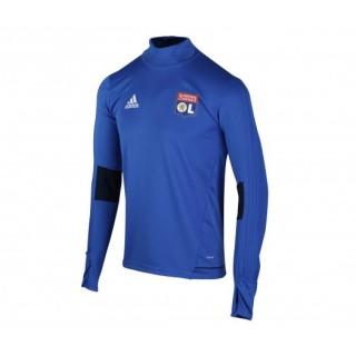 Training Top adidas Olympique Lyonnais Bleu Enfant