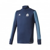 Training Top adidas Olympique de Marseille Bleu Enfant