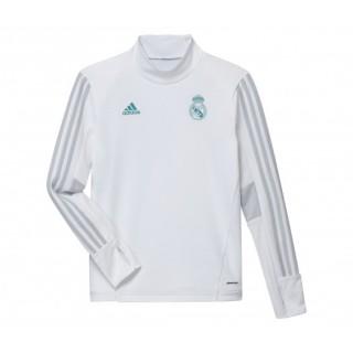 Training Top adidas Real Madrid Blanc Enfant