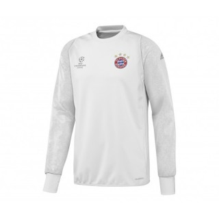Training Top adidas UCL Bayern Munich Blanc