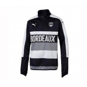 Training top Puma Bordeaux Noir