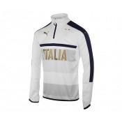 Training top Puma Italie Blanc Enfant