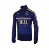 Training top Puma Italie Bleu