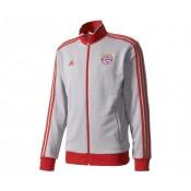 Veste 3S adidas Bayern Munich Gris et Rouge