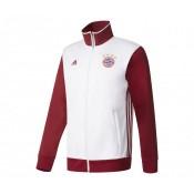 Veste 3S adidas Bayern Munich Rouge et Blanc