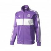 Veste 3S adidas Real Madrid Violet