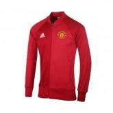 Veste Anthem adidas Manchester United Domicile Rouge