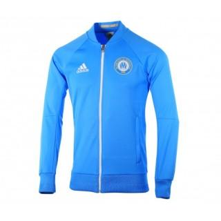 Veste Anthem adidas Olympique de Marseille Bleu