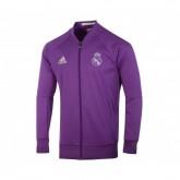 Veste Anthem adidas Real Madrid Extérieur Violet