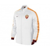 Veste Authentic N98 AS Roma Blanc