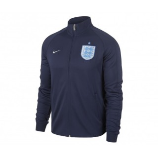 Veste Authentic N98 Nike Angleterre Bleu