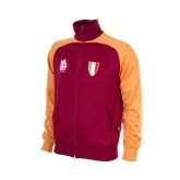 Veste Copa Rétro AS Roma Scudetto Rouge et Orange