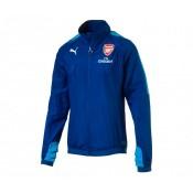 Veste Coupe Vent Puma Arsenal Bleu