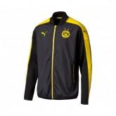 Veste Cup Puma Borussia Dortmund Noir