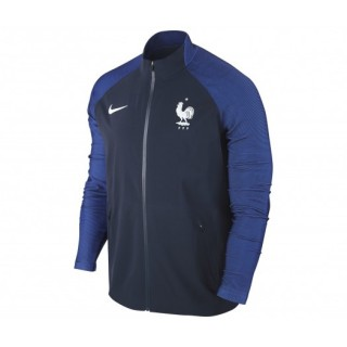 Veste Elite Révolution France Football Bleu