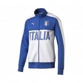 Veste Fan Italie Bleu/Blanc