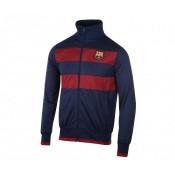 Veste Full FC Barcelone Bleu et Rouge