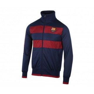 Veste Full FC Barcelone Bleu et Rouge Enfant