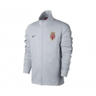 Veste Nike AS Monaco Gris
