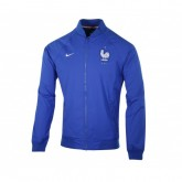 Veste Nike Authentic Varsity FFF Bleu