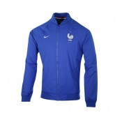 Veste Nike Authentic Varsity FFF Bleu