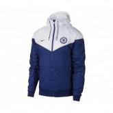 Veste Nike Chelsea Bleu et Blanc
