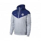 Veste Nike Chelsea Gris et Bleu