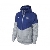 Veste Nike Chelsea Gris et Bleu Femme