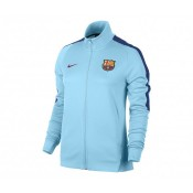 Veste Nike FC Barcelone Bleu Femme