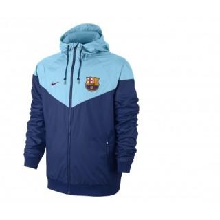Veste Nike FC Barcelone Bleu