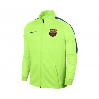Veste Nike FC Barcelone Dry Squad Vert