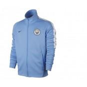 Veste Nike Manchester City Bleu