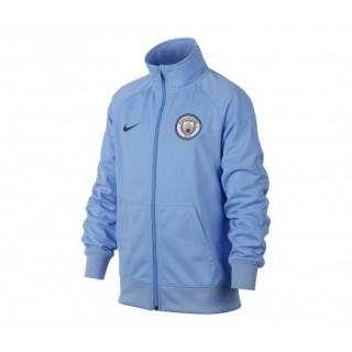 Veste Nike Manchester City Bleu Enfant