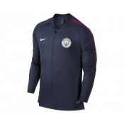 Veste Nike Manchester City Squad Bleu