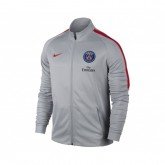Veste Nike Paris Saint-Germain Dry Strike Gris