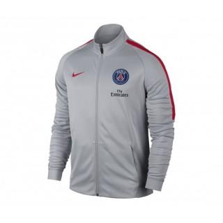 Veste Nike Paris Saint-Germain Dry Strike Gris