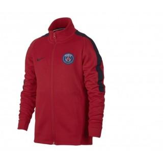 Veste Nike Paris Saint-Germain Rouge Enfant