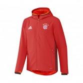 Veste Présentation adidas Bayern Munich 2016/17 Rouge Enfant