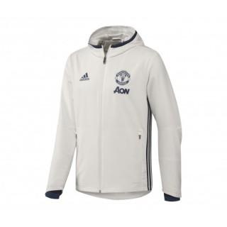 Veste Présentation adidas Manchester United Blanc
