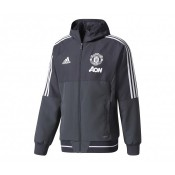 Veste Présentation adidas Manchester United Gris