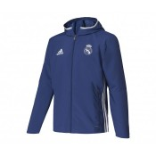 Veste Présentation adidas Real Madrid Bleu